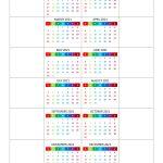 Yearly Calendar 2021 Free Calendar Su