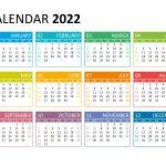 Yearly Calendar 2022 Free Calendar Su