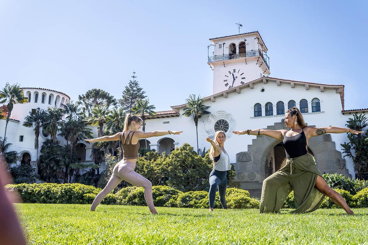 Yoga Classes Visit Santa Barbara