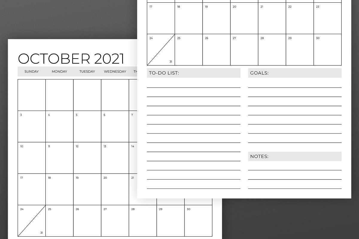 Vertical 11 X 17 Inch 2021 Calendar In 2020 Calendar