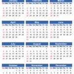 2020 Calendar Printable Free Indesign Calendar Template