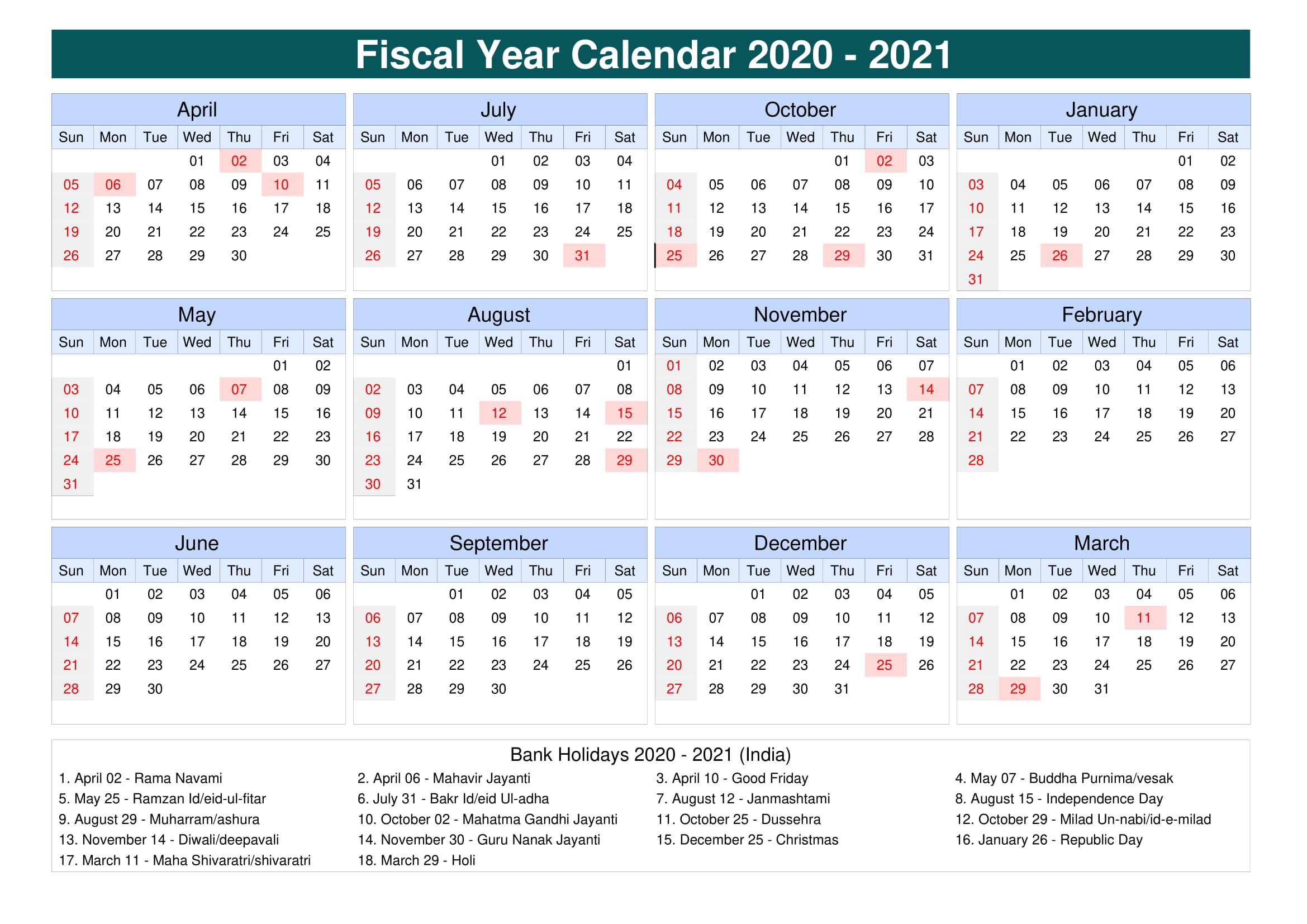 2021 Calendars With Holidays Printable Printable Calendar