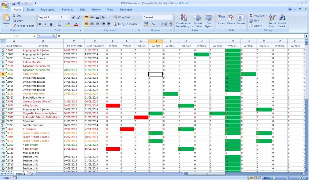 4 Week Calendar Template Excel Eliminate Your Fears And 1