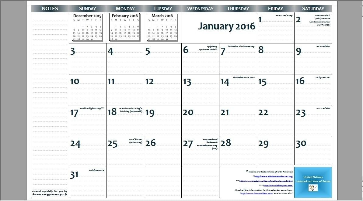 8 5 X 14 Monthly Calendar Calendar Template Printable