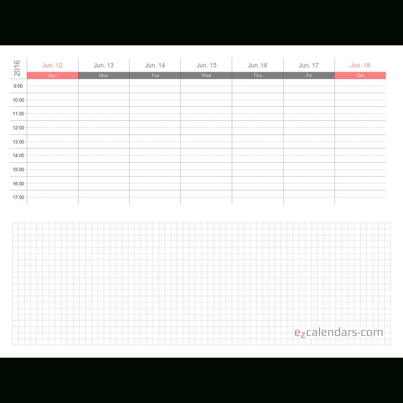 Ams Page 17 Calendar Template 2020