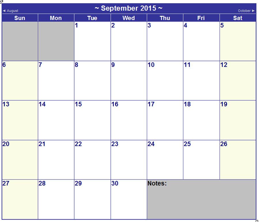 Ams Page 19 Calendar Template 2020