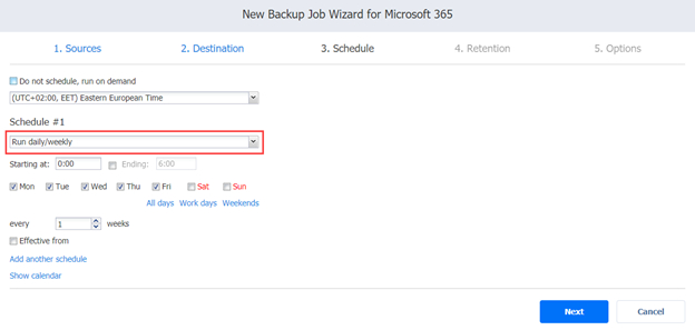 An Introduction To Backup For Microsoft Office 365 From