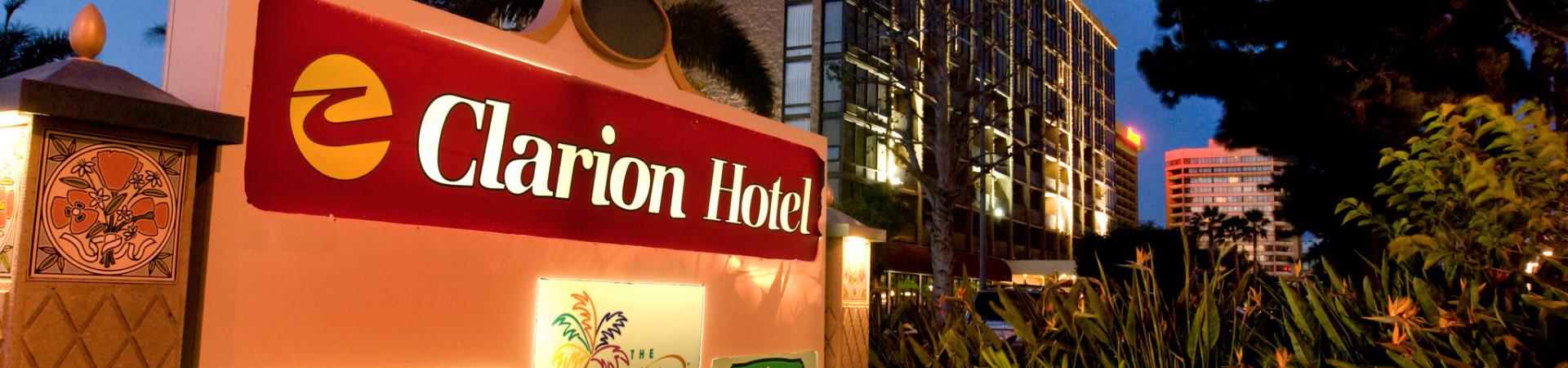 Anaheim Hotel Contact Directions Clarion Anaheim Hotel
