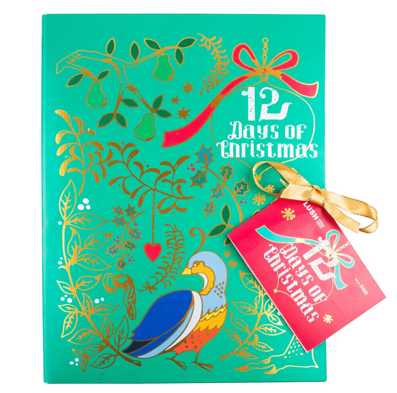 Beautyqueenuk Lush Christmas Advent Calendar