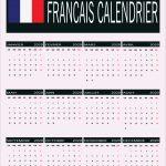 Calendar 2020 In French Calendar Printables Free Templates