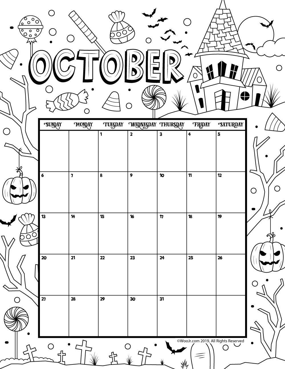 Calendar Journal Template Kindergarten Free Calendar