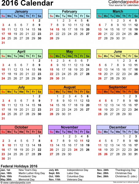 Calendar Wizard Free Templates Printable Calendar