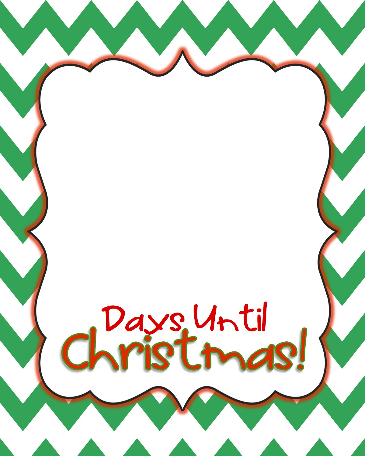 Christmas Countdown Clipart 20 Free Cliparts Download