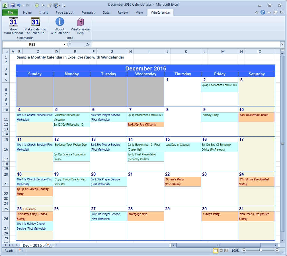 Create Your Printable 2 Week Work Planner For 18 Employees