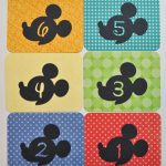 Disney Countdown Calendar Pixietripstravel Disney