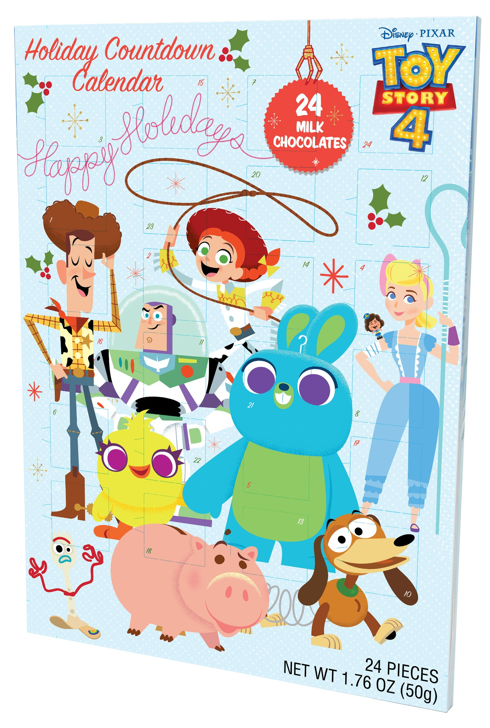 Disney Countdown Calendars Candy Store Albanese