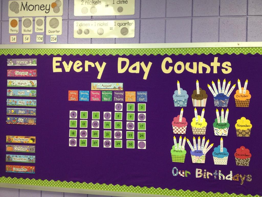 Everyday Counts Calendar Math Grade 1 Calendar Template 2020
