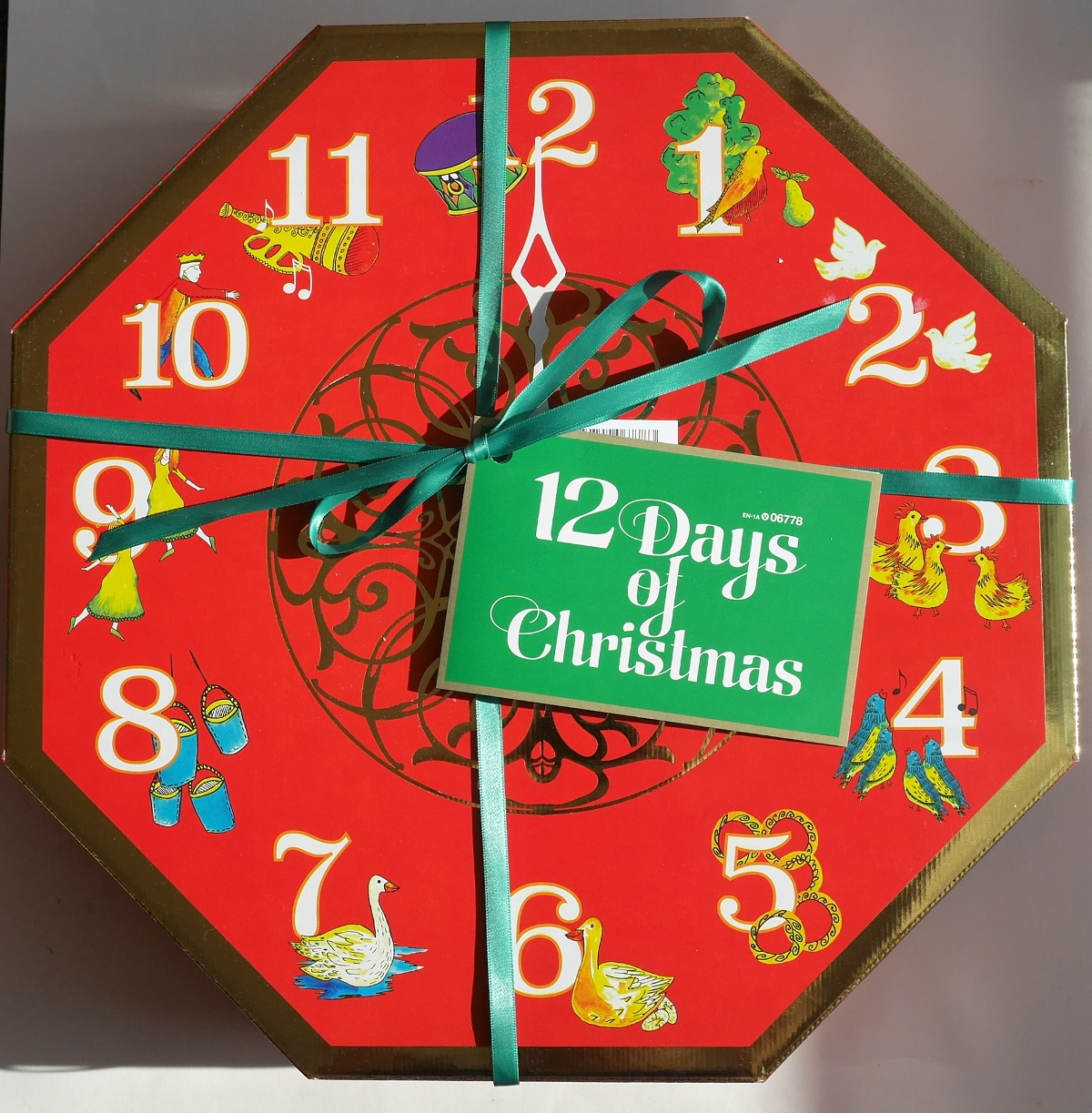Lush Cosmetics 12 Days Of Christmas 2016 Review Swatch