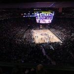 Madison Square Garden Section 415 New York Knicks