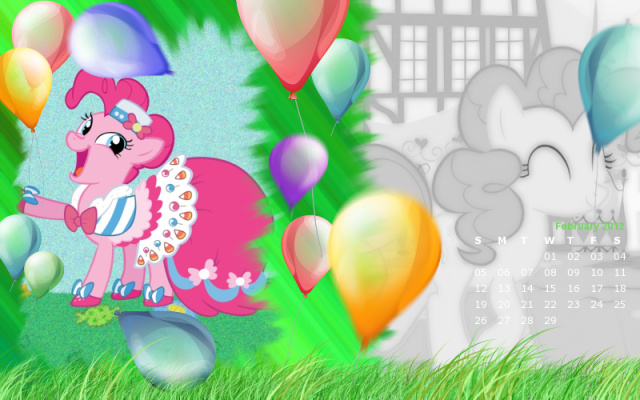 My Little Pony Calendars My Little Pony Friendship Is 1