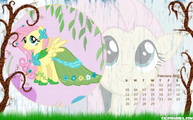 My Little Pony Calendars My Little Pony Friendship Is 2