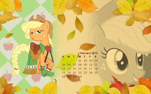 My Little Pony Calendars My Little Pony Friendship Is