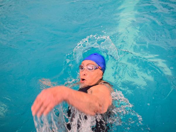 Nadar Contra El Tiempo Pauta Cl
