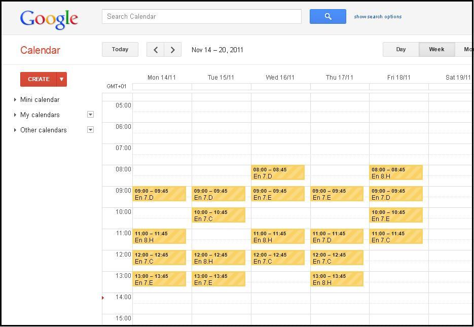Outlook Calendar On Iphone Calendar Template 2020