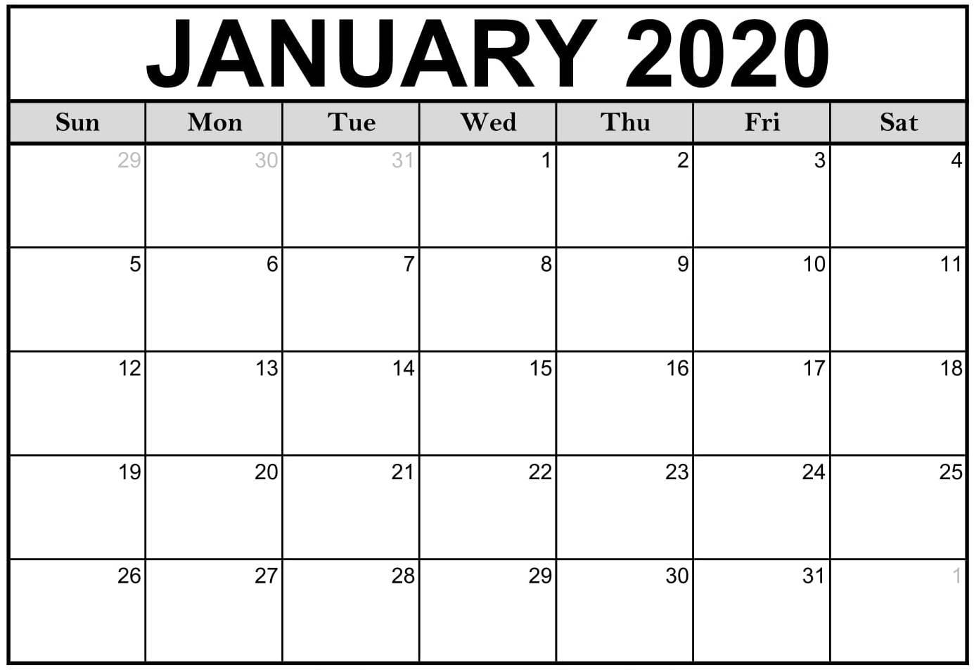 Print Calendar Nz 2020 Calendar Printables Free Templates