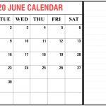 printable calendar template 2020 printable template calendar