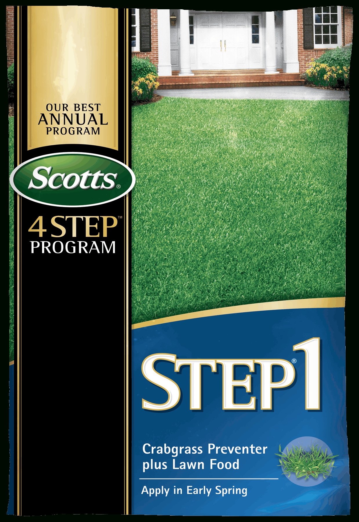 Scotts 5 Step Lawn Program Tyres2c