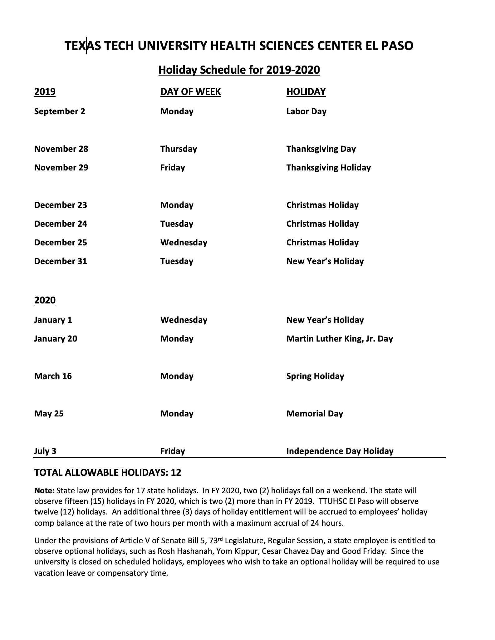 St Charles Commnity College Calendar Printable Calendar 1