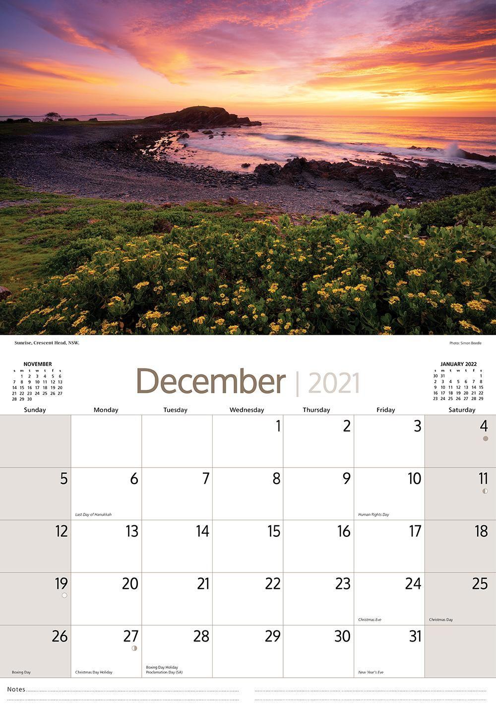 Sunrise And Sunset Calendar Club 1