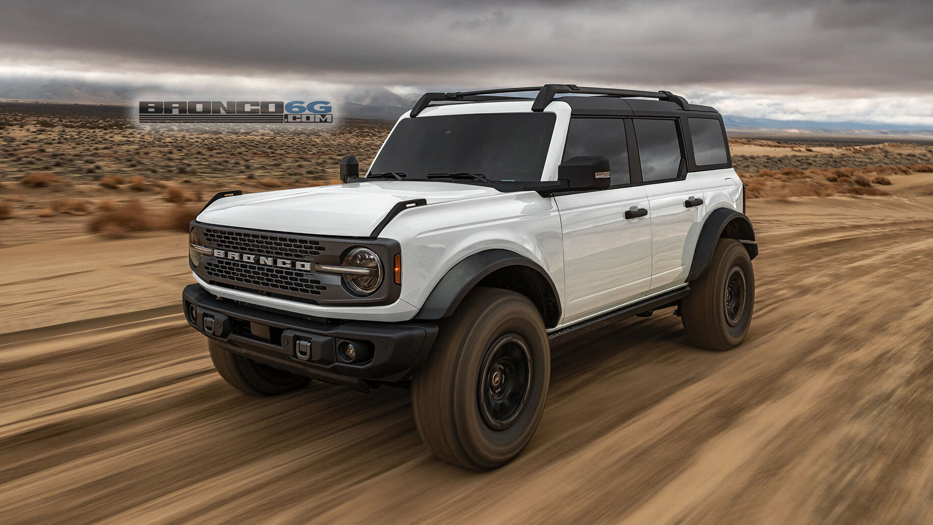 The Punch South America See The 2021 Ford Bronco
