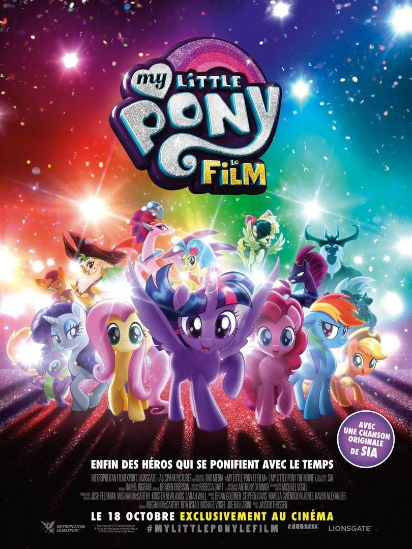 Universal Calendrier 2021 My Little Pony Get Your