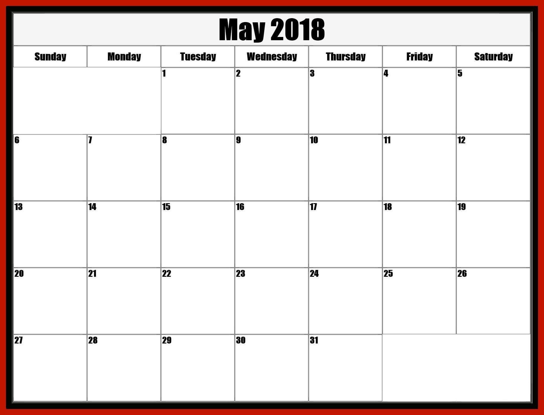 Waterproof Calendar 2021