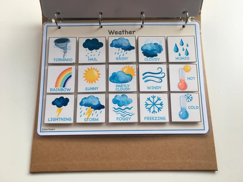 White Perpetual Calendar Kids Calendar Printable Classroom 1