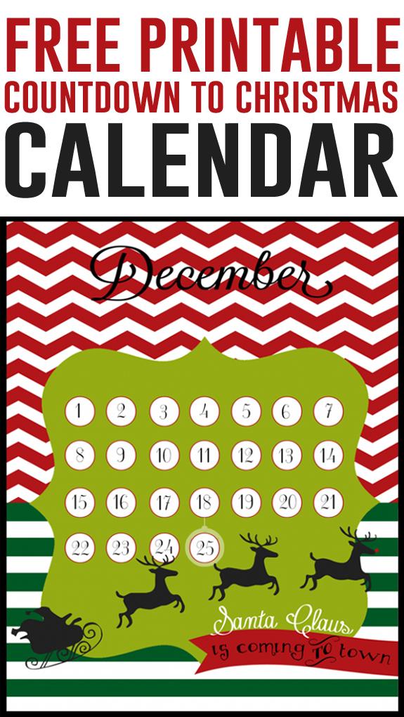 20 Fun Christmas Countdown Ideas Eighteen25
