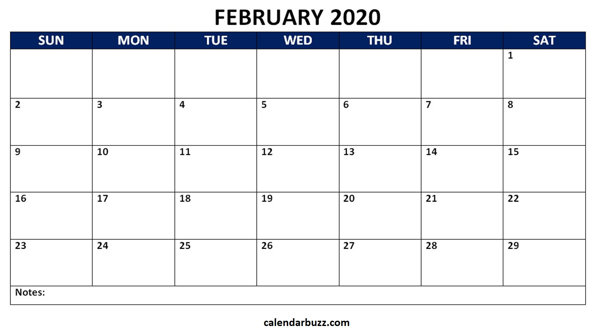 2021 Monthly Calendar Printable Word Blank Calendar 2021