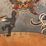 Aztec End Of The World Invitation Set On Behance 1