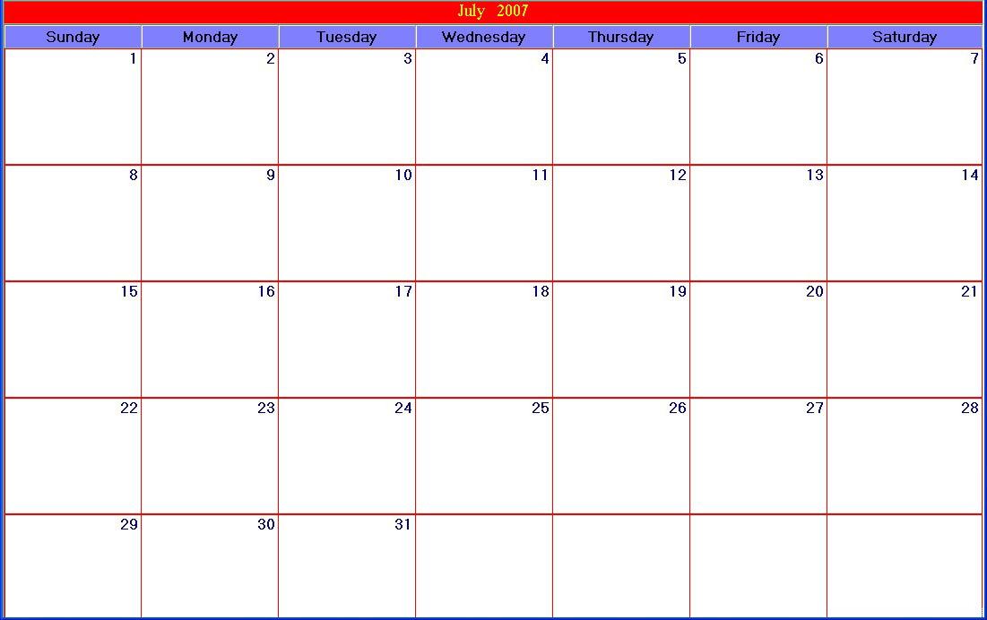 Best Photos Of Calendar Grid Template Calendar Template 2020