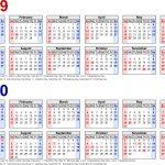 Calendar Wizard 2020 Indesign Calendar Template 1