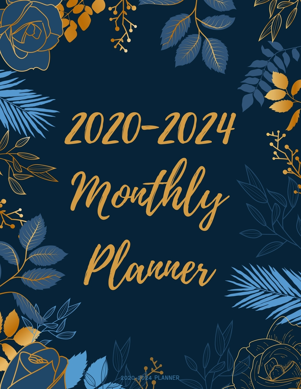 Daily Weekly Monthly Planners With Holidays 2020 2024