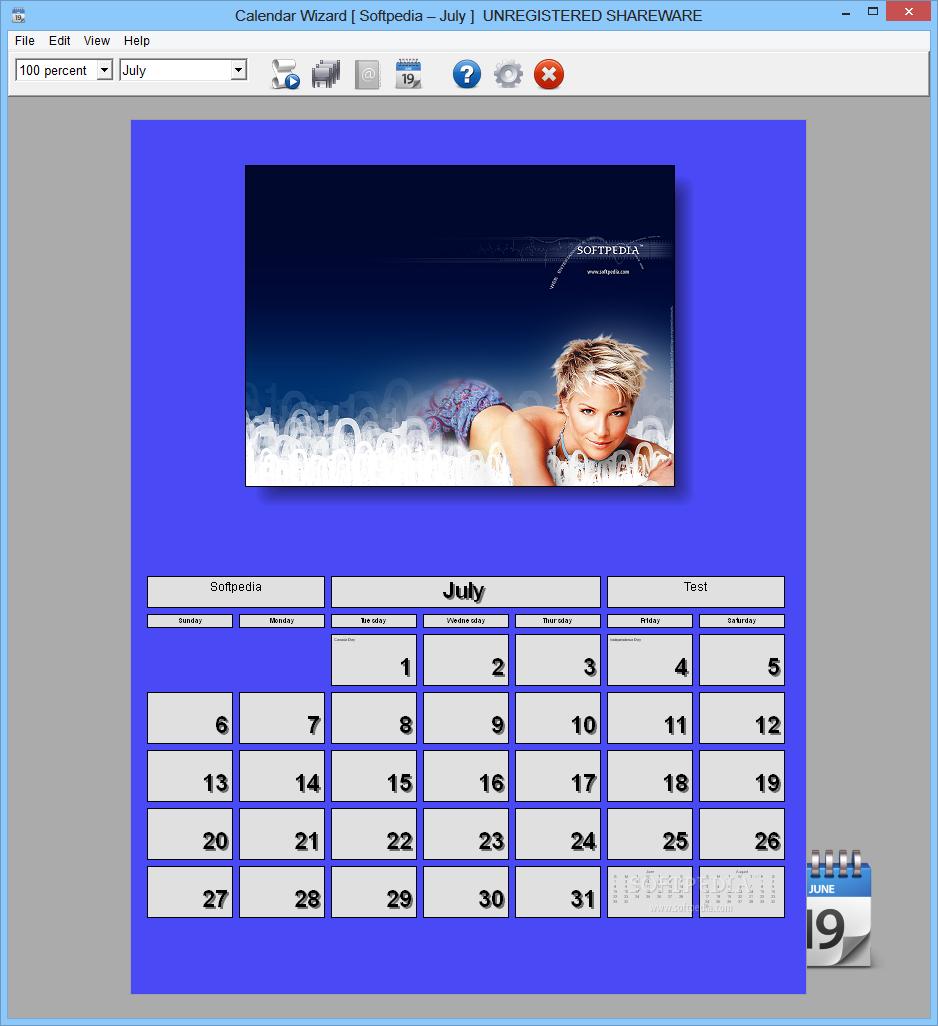 Download Calendar Wizard 11 0a Revision 1