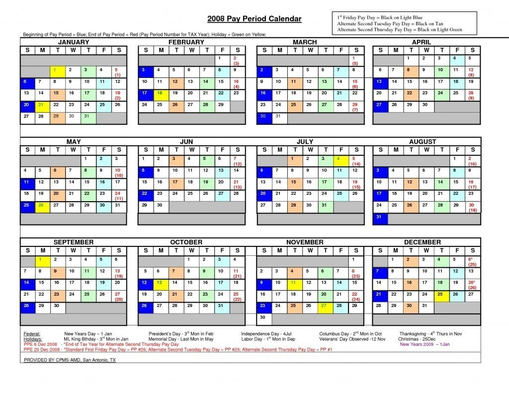 Federal Pay Period Calendar 2021 Opm How To Handle