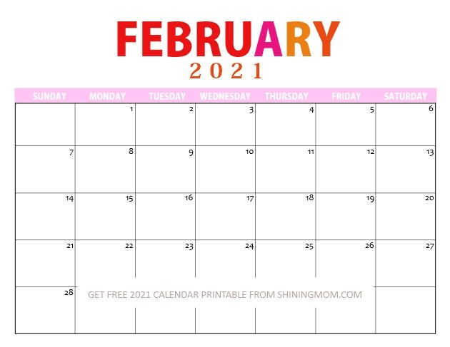 Lovely 2021 Printable Calendar Pdf To Use For Free