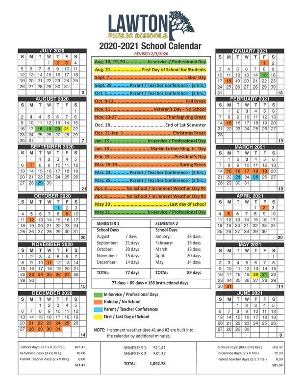 Lps School Calendar 2021 2022 Calendar 2021