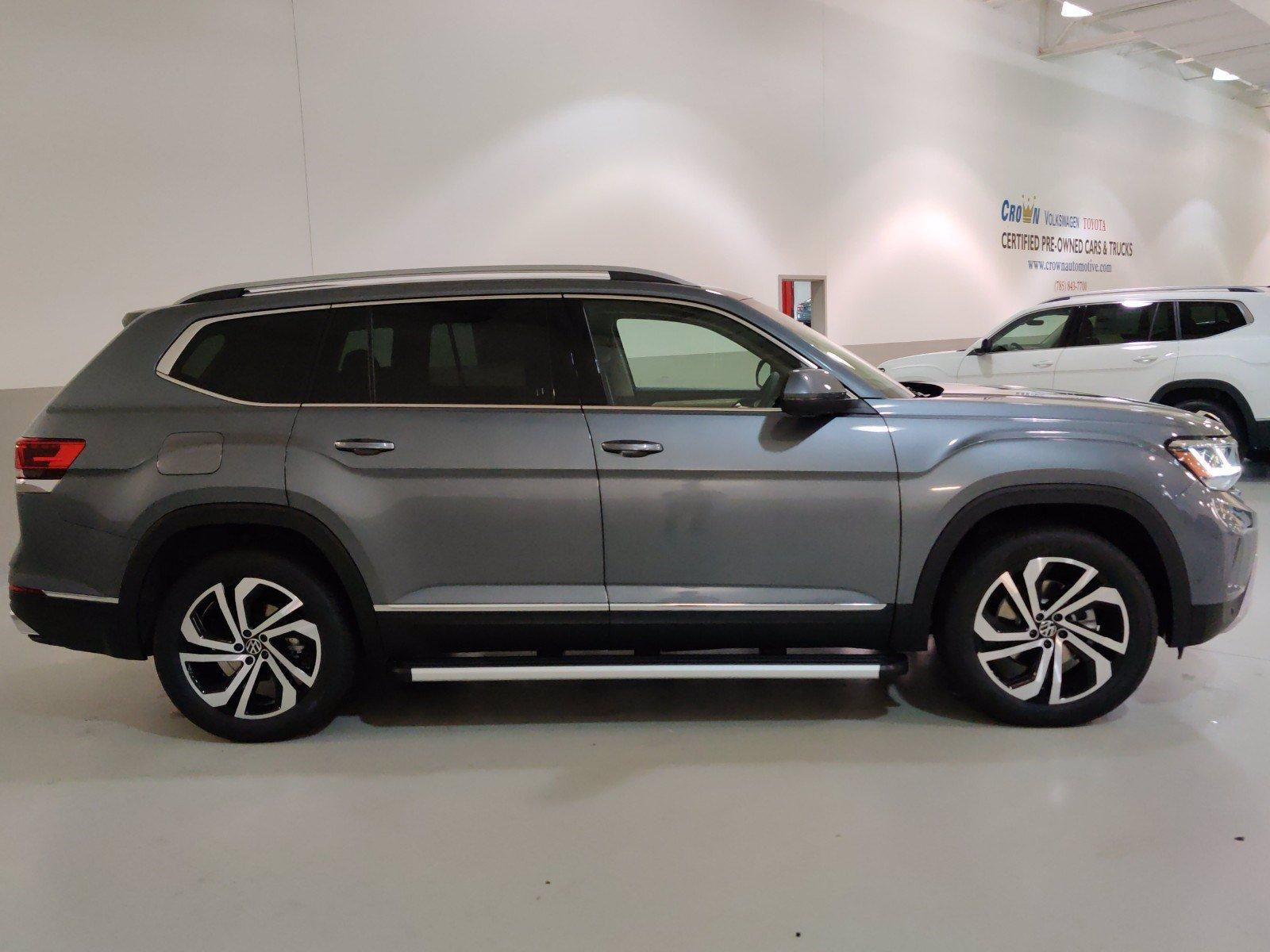 New 2021 Volkswagen Atlas 3 6l V6 Sel Premium Sport Utility