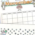 Printable Monthly Calendars Super Teacher Worksheets