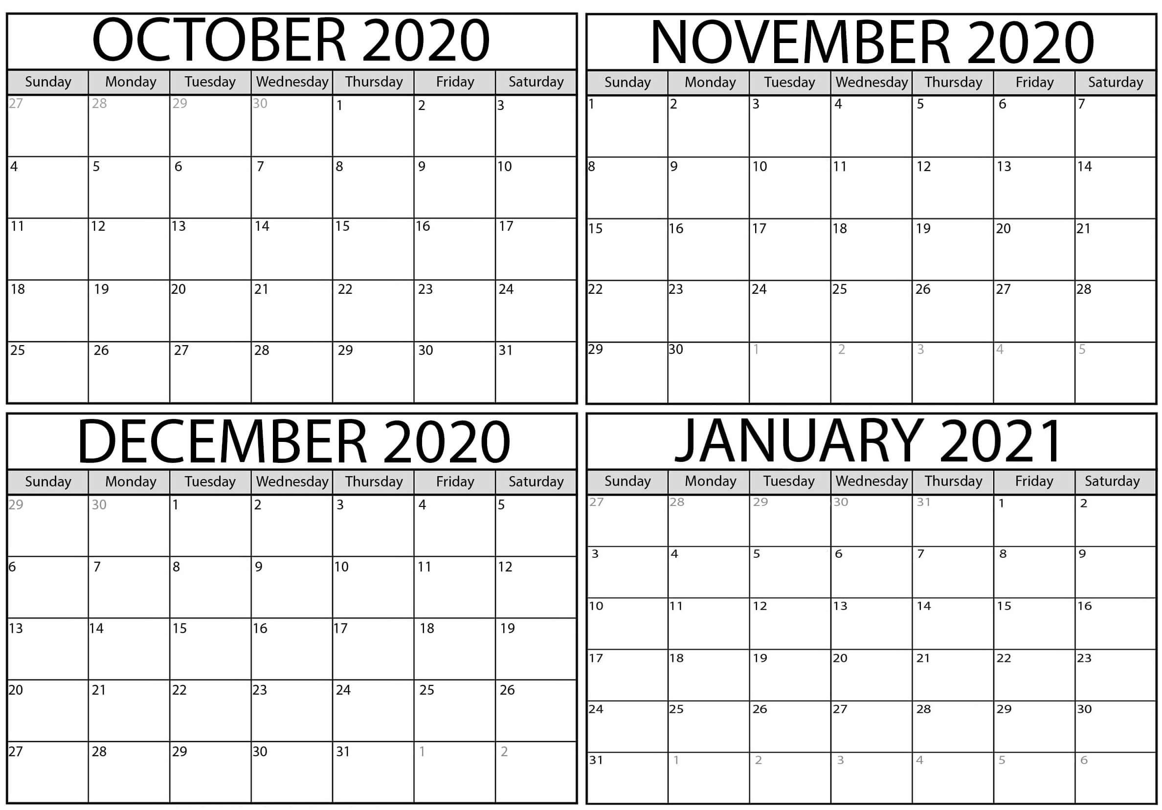 Printable October 2021 Map Free Printable Calendar